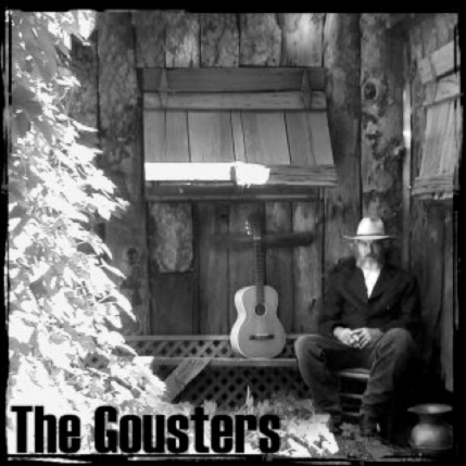 The Gousters CD Cover